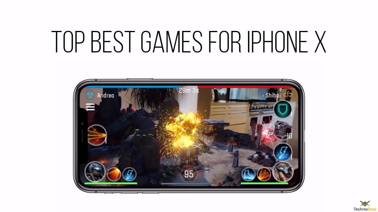 9 Game Terbaik Untuk Dimainkan di iPhone X - Bospedia