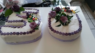 Kuchen Zum 50 Geburtstag Zuhause Image Idee