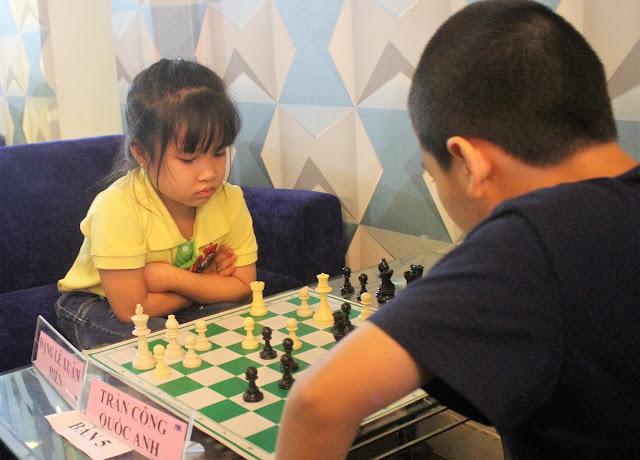 Lớp học cờ vua ở đâu tại quận Phú Nhuận tp HCM?