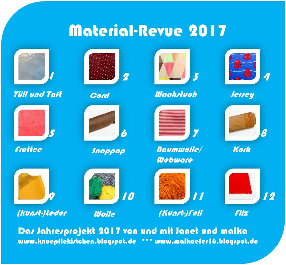 Material Review 2017