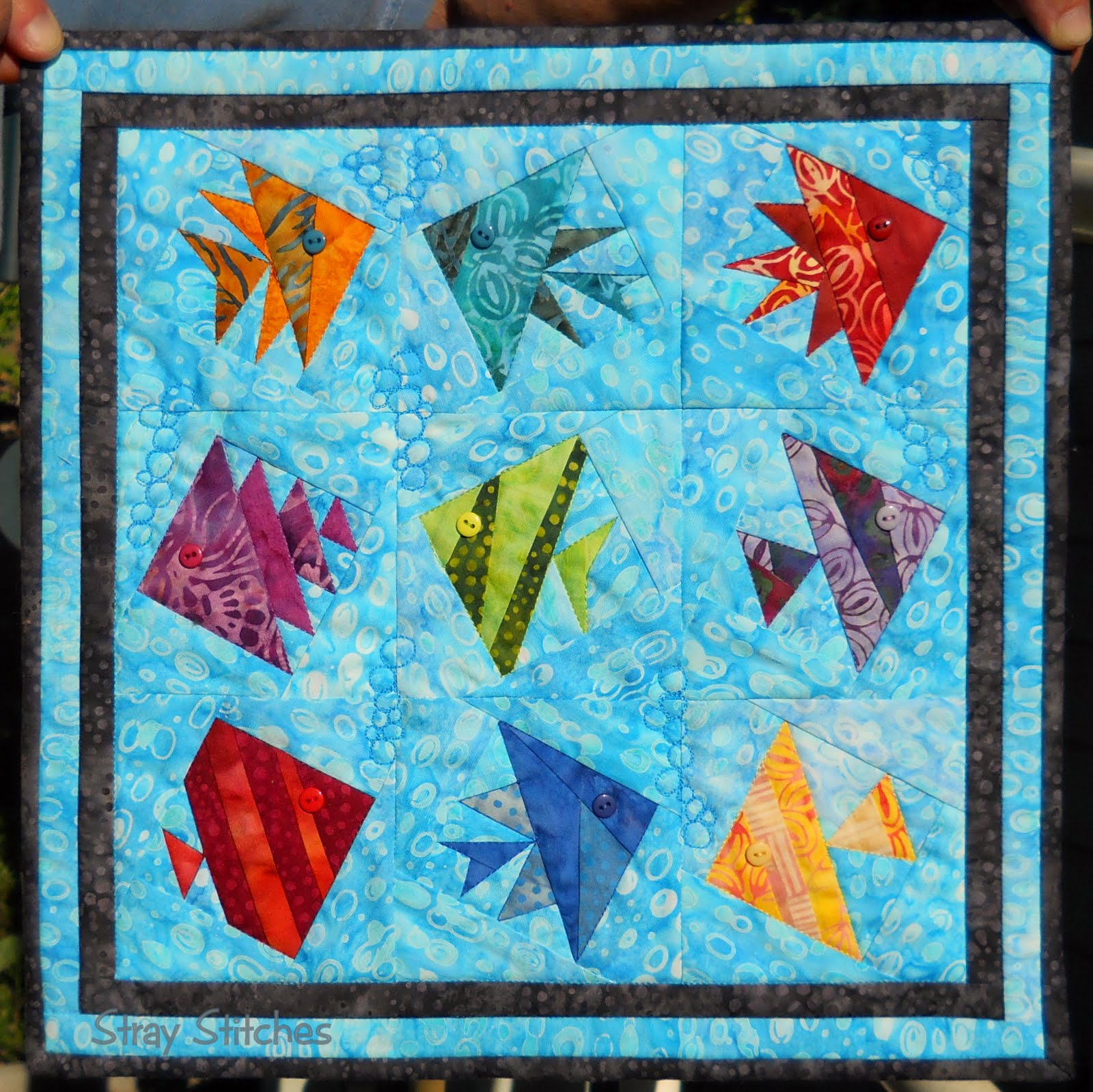 Stray Stitches Small Quilts