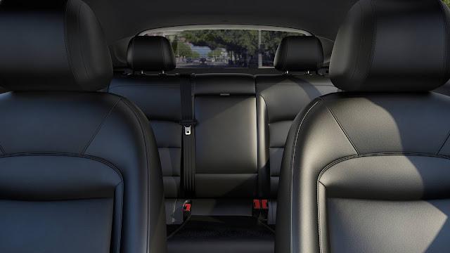 novo Chevrolet Cruze Sport6 2017 - interior
