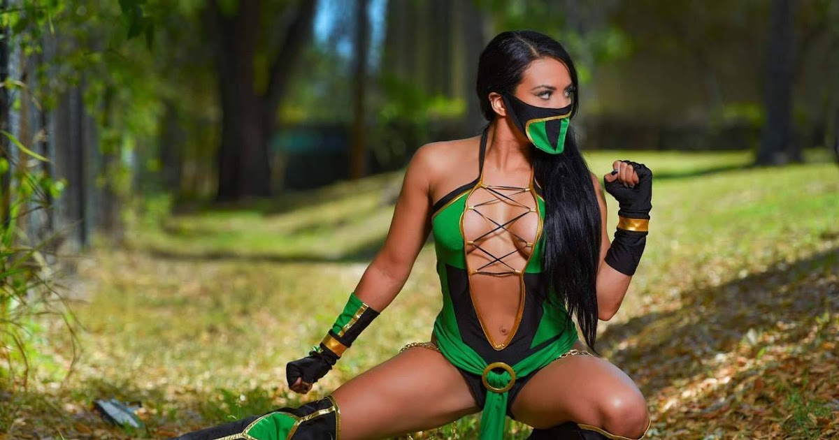 Lee And Aksana Mortal Kombat Cosplay Elitebabes 1