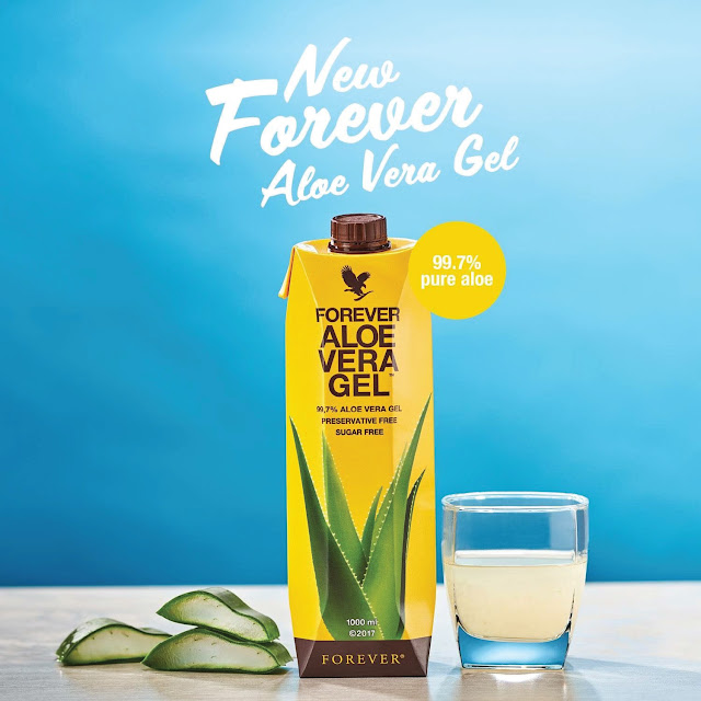 Forever Aloe Vera Gel | Forever Living Herbal supplement
