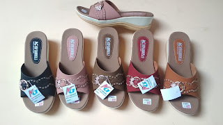NewGabrielle Sandal baru