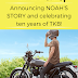 Announcing NOAH'S STORY - Celebrating Ten Years of TKB!