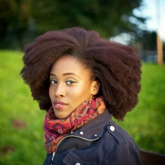 Trimming C Natural Hair