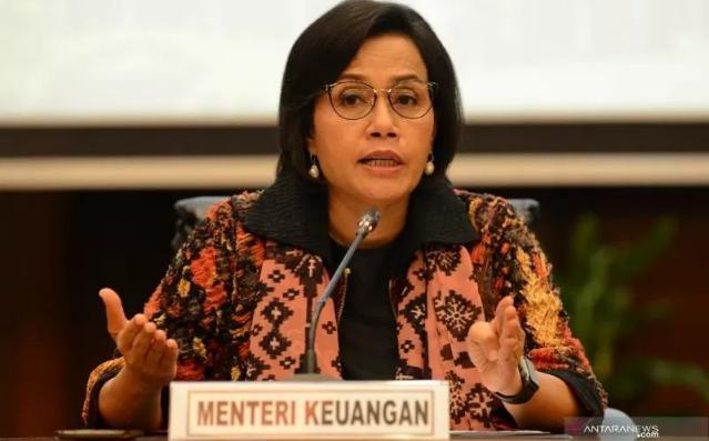Kebijakan menteri keuangan Sri Mulyani Terbaru