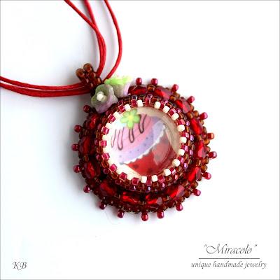 wisiorek dla dziewczynki, girl pendant