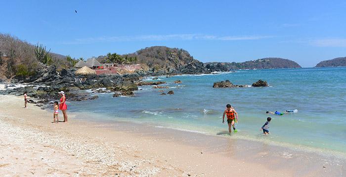Ixtapa Zihuatanejo, playa barra de potosi, playa la madera, playa la ropa, playa linda zihuatanejo,