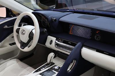2021 Lexus LC500 Review