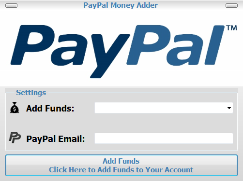 Paypal Money Generator v3.12 ( 2021 )