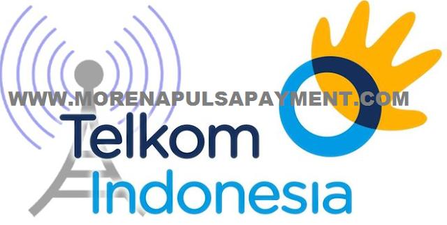 Cara Cek dan Bayar Tagihan Telkom di Morena Pulsa - Gambar Telkom