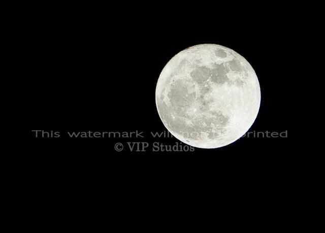 Super Moon Photo