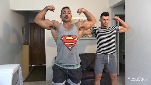 MuscleDom - Yuri and Julius