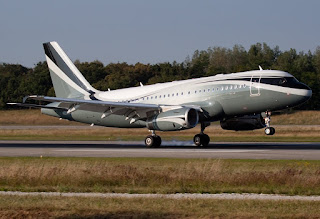 Airbus A319 M-KATE