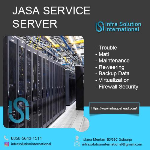 Jasa Service Server Sofifi Enterprise