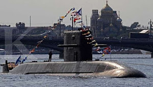 Kazan: Russia's Most Advanced Nuclear Submarine, Withstands 100 Days Under the Sea