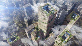 The tallest building in Japan is going to be built