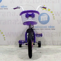 12 asagi flower ctb sepeda anak