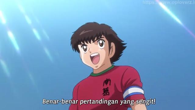 Captain Tsubasa 2018 Episode 32 Subtitle Indonesia