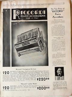 Riccardi accordians