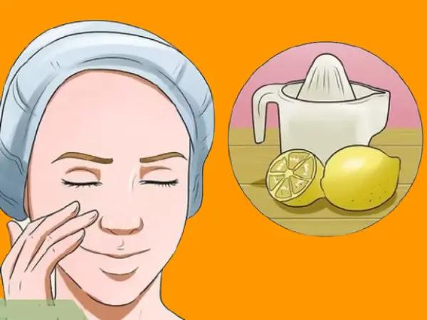 ماسك يومي لتفتيح البشرة الدهنية