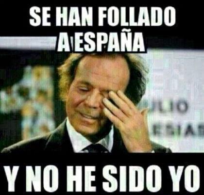 Viñeta humor Julio Iglesias
