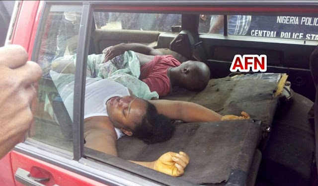 Photos: Mysterious slap kills 6 and leaves 2 unconscious in Umuahia (details)