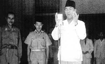 Detik Detik Proklamasi Kemerdekaan Indonesia