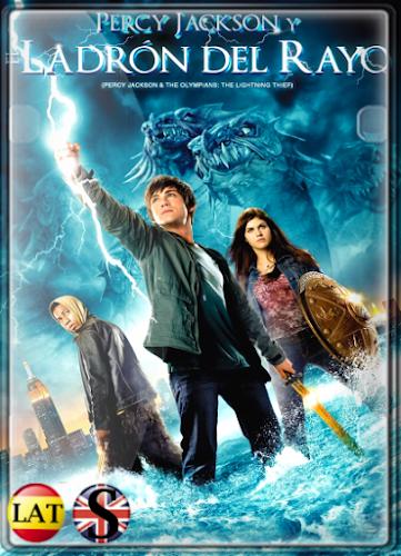 Percy Jackson y el Ladrón del Rayo (2010) HD 720P LATINO/INGLES