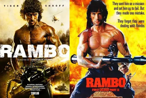 rambo bollywood vs rambo hollywood