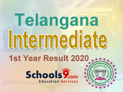 TS Inter 1st Year Results 2020