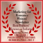 Preditors & Editors 2017 Reader's Poll Best Writers' Resource