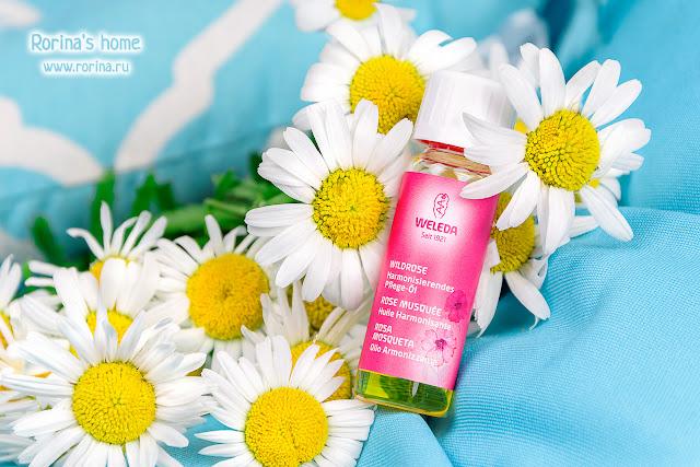 Weleda Розовое нежное масло для тела: отзывы с фото
