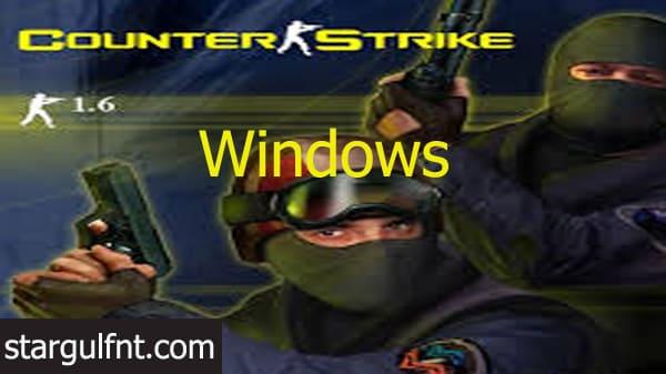 تحميل لعبه Counter Strike 1.6 نسخة كاملة اصلية رابط مباشر