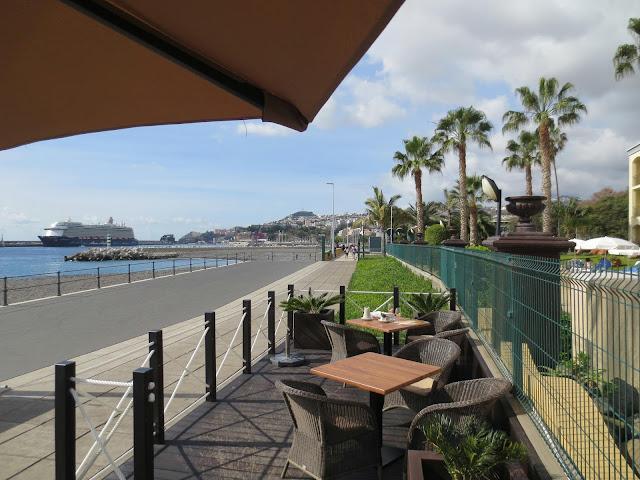 tranquility in hotel Porto Santa Maria