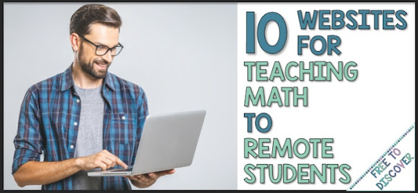 10 Websites for Teaching Math to Remote Students