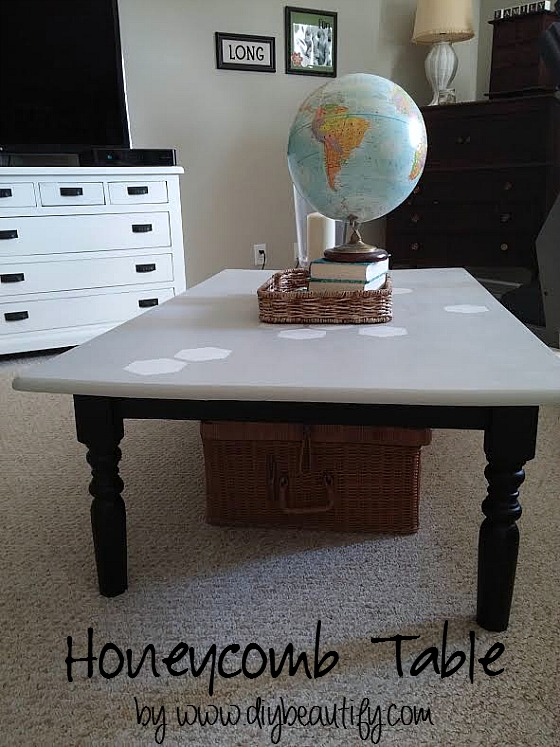 Upcycled Furniture on Black Checkerboard Storage Chair