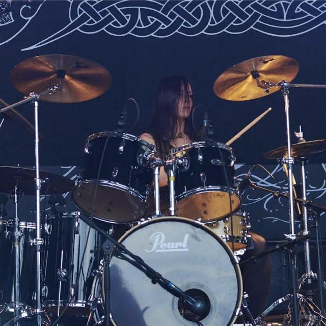 Ladies of Metal: Anaïs Chareyre (Celtachor), Ladies of Metal, Anaïs Chareyre, Celtachor