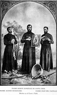 sveti Janez del Castillo - duhovnik, redovnik in mučenec
