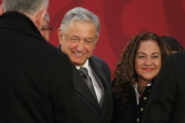 EU señala que Sanjuana Martínez, directora de Notimex, orquestó ataques contra periodistas