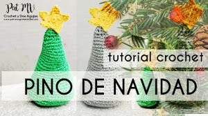 Cómo Tejer Arbol de Navidad Amigurumi 🌲 Tutorial