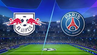 مشاهدة مباراة باريس سان جيرمان ولايبزيج بث مباشر اليوم