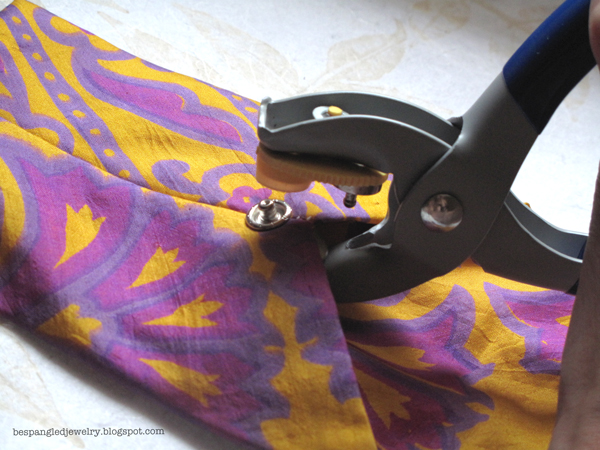 Bespangled Jewelry: Necktie DIY: iPhone or iPod Pouch Tutorial