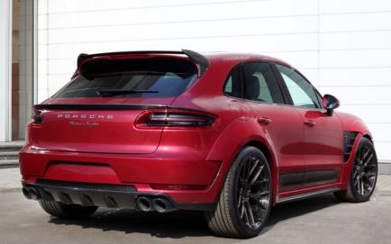 2017 Porsche Macan Rumors