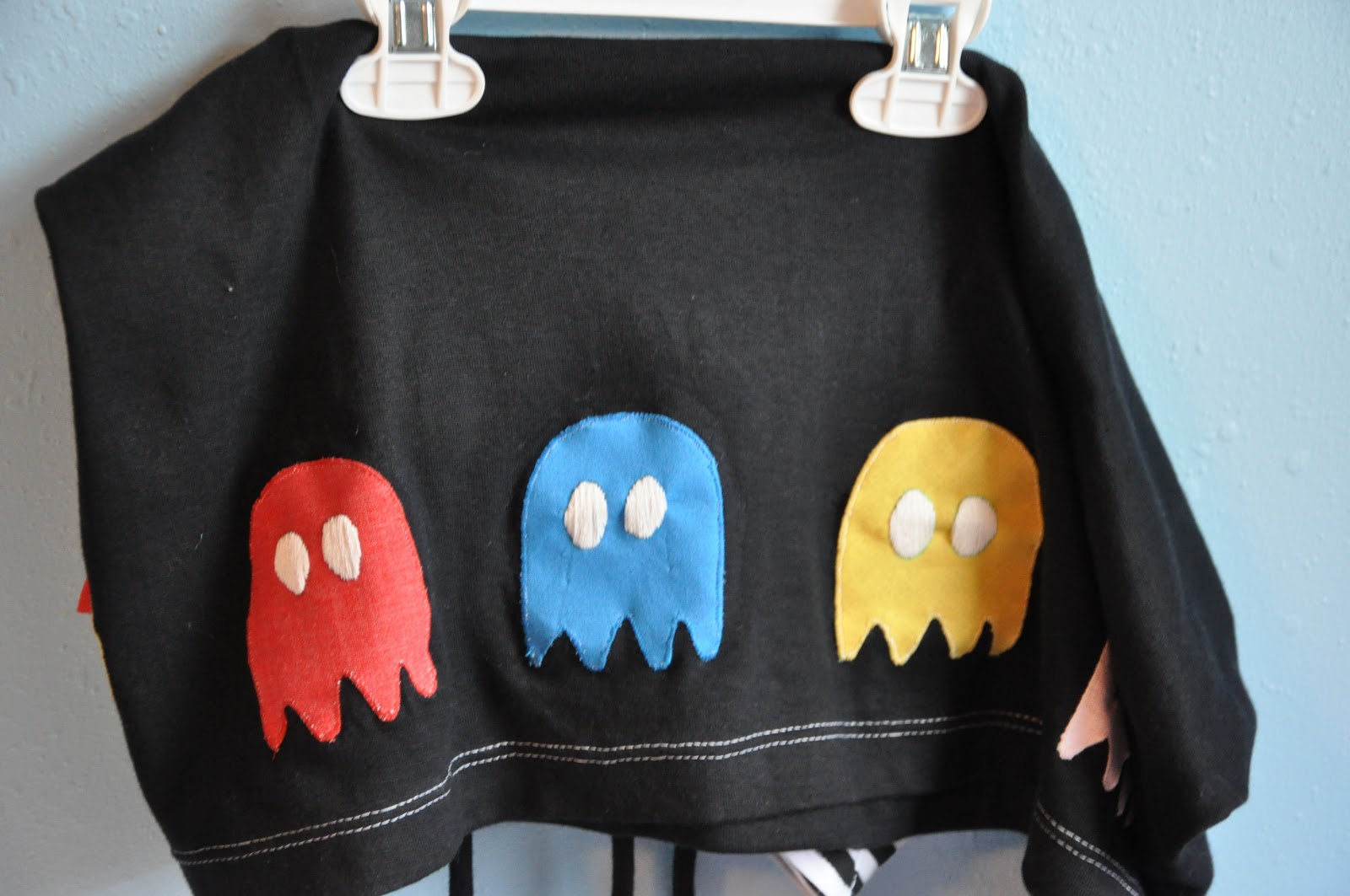 a8bc79862e6f The Life of a Compulsive Crafter  The Ms.Pacman Dress for Sew Geeky