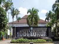 Pendaftaran Mahasiswa Baru ( UNIV-BUDI-LUHUR ) 2020-2021