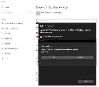 نقل الملفات بين هاتفك الأندرويد Android وجهاز الكمبيوتر الخاص بك باستخدام Wifi