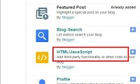 How To Add Recent Post Widget In Blogger